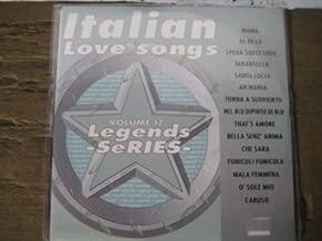 LEGENDS Karaoke CDG #17 ITALIAN FAVORITES Standards