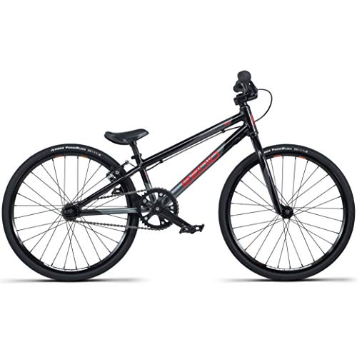 Learn More About Radio Raceline Xenon 20 Mini Complete BMX Bike 17.5 Top Tube Black/Silver