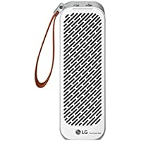 LG PuriCare Mini Ultra-Quiet Portable Air Purifier with 8 Hour Battery Life