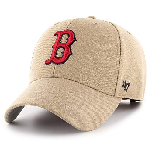 47Brand Branson Trucker MVP Snapback Cap NY Yankees BRANS17CTP-BKB Schwarz Schwarz