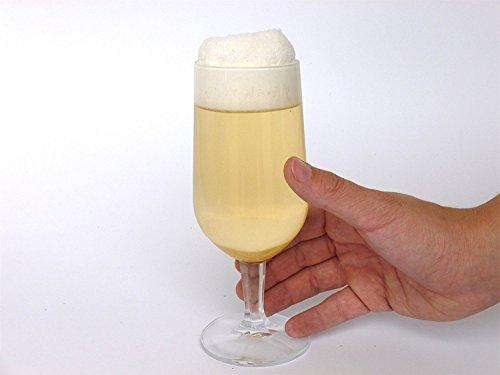 Bière pilstulpe 0,2 factice imitation faux food décoration