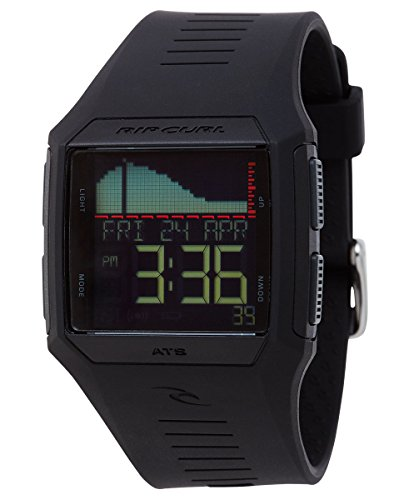 Rip Curl Mens Rifles Tide Watch, Midnight/One Size Fits All