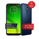 Motorola Moto G7 Power - Unlocked - 32 GB - Marine Blue (US Warranty) - Verizon, AT&T, T-Mobile, Sprint, Boost, Cricket, Metro