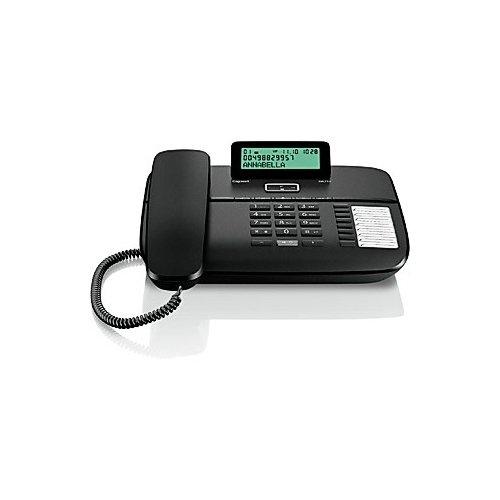 GIGASET 710 S30350-S213-C101 Telefon Mobilgerät Festnetz Headset mit Wandmontage