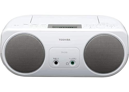 東芝 CDラジオ TY-C151(S)