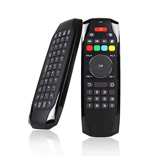 axGear Schnurlose Air-Maus mit programmierbaren Tasten, Fernbedienung, kabellos, 2,4 G