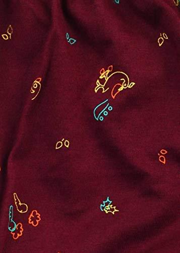 REGMESS Women's Cotton Bloomer (Multicolour, 85 cm) - Pack of 5