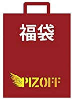 Pizoff(ピゾフ) 2021年 HappyBag 4点セットトレーナー パーカー Tシャツ デニムパンツ シャツ タンクトップ カジュアル 男女兼用※画像は一例サイズXL