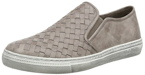 Gabor Auckland, Sneaker, Grau (Torba Silk Leather), Gr. 38.5 EU (5.5 UK)