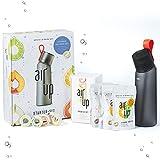 air up Starter-Set (Trinkflasche BPA frei 650ml + air up Duft-Pods für 25 Liter Geschmack)