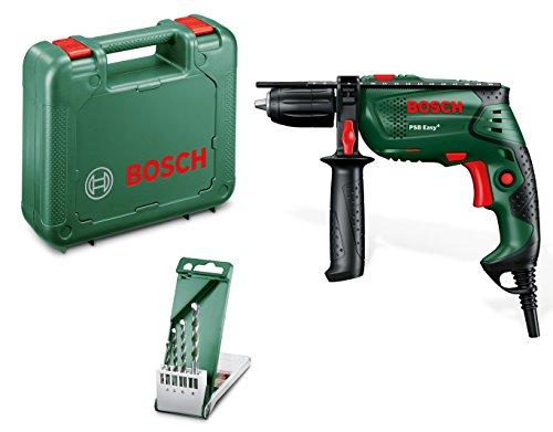 Bosch Bricolaje - 060312700E - Psb Easy+ (570W) Taladro