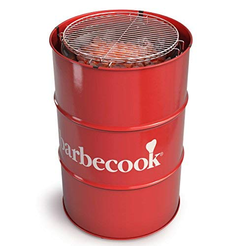 Barbecook RED EDSON ROUGE, 65x42x89 cm