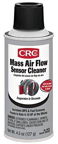 CRC Mass Air Flow Sensor Cleaner, 4.5 Wt Oz, 05610