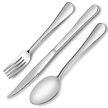 Best knife fork spoon Reviews