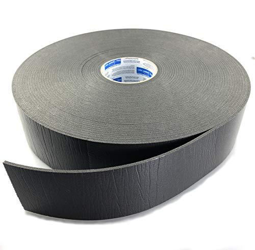 Cinta acústica/insonorizada resistente – Tiras de aislamiento de vigas de 4 mm de grosor, 30 m (95 mm)