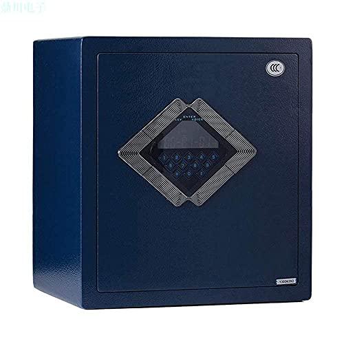 Diseño del hogar Caja fuerte, habitación segura Caja fuerte con contraseña electrónica Caja fuerte para el hogar Caja fuerte empotrada en la pared Caja fuerte con compartimento separado Joyas Dinero e