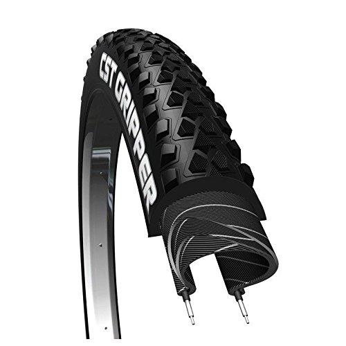 CST Terrain Gripper Fahrrad Bereifung, Schwarz, 29 x 2.25 57-622