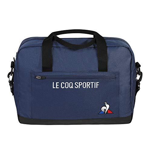 le coq Sportif Ess Briefcase Valigia, Unisex Adulto, Dress Blues, Taglia Unica