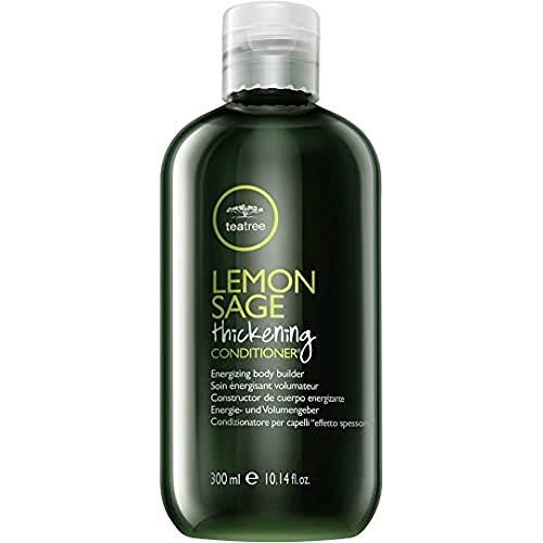 Paul Mitchell Tea Tree Lemon Sage Thickening Conditioner - Volumen-Conditioner für feines Haar, kräftigende Haar-Pflege in Salon-Qualität, 300 ml