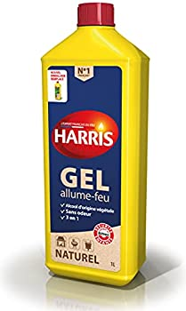 Harris - GEL06 - Allume-Feu - Gel - 1 L
