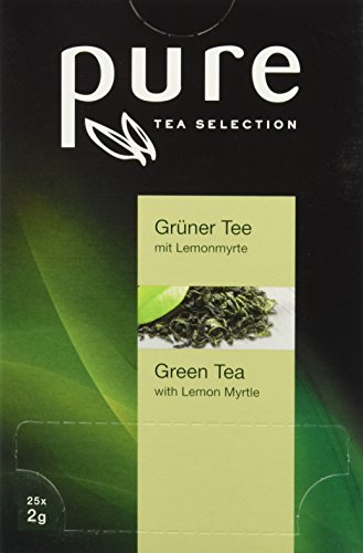 PURE Tea Grüner Tee, 1er Pack (1 x 50 g)