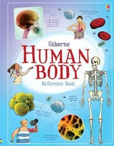 Human Body Reference Book