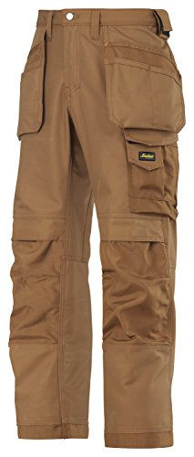 Snickers Canvas+ Hose, braun Gr. 48