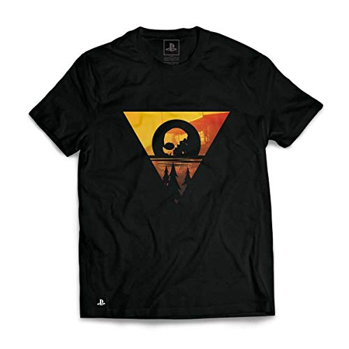 Camiseta Days Gone, Banana Geek, Masculino, Preto, XG