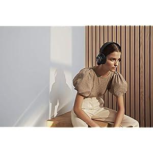 Bang & Olufsen Beoplay H4 2nd Generation Over-Ear Headphones, Matte Black (Renewed)