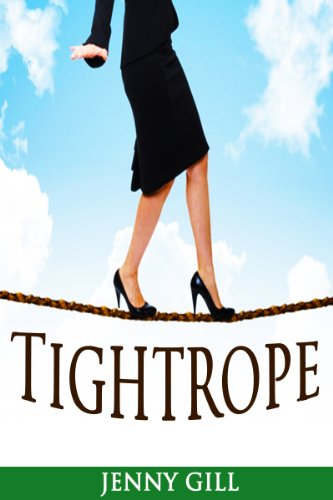 Book: Tightrope (Southhill Sagas) by Jenny Gill