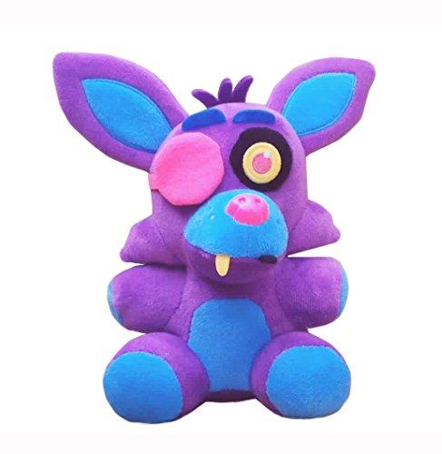 Funko Five Nights at Freddy's: Plush – Foxy Blacklight (Purple)