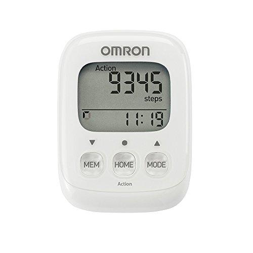 OMRON Healthcare Walking Style IV, Contapassi Unisex, Bianco, Unica