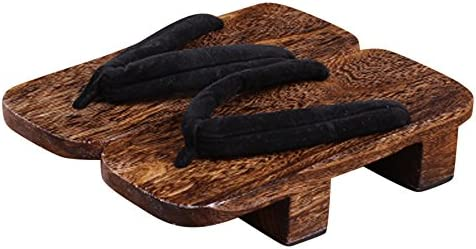 Chinese wooden sandals _image4
