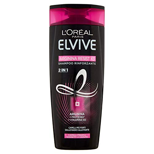 Elvive Shampoo Arginin Resist 2 in 1, 250ml, 1 Stück