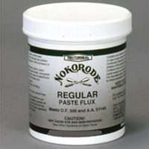 Rectorseal 14030 16-Oz. Nokorode Regular Paste Flux - Quantity 12 Pipe, Cement -