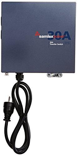 Samlex Solar STS-30 Automatic Transfer Switch