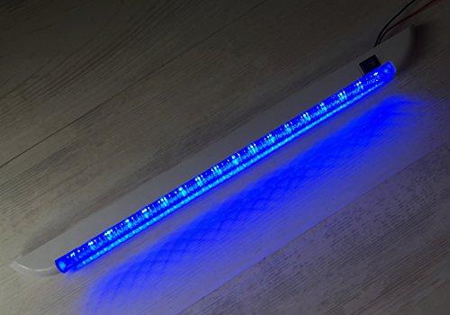 Innenlampe, 18 LEDs, 24V, 400mm, für Auto, Van, Bus, Wohnwagen, SUV, LKW, Ein-/Aus-Schalter