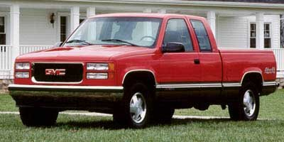... 1998 GMC C1500, Extended Cab 141.5
