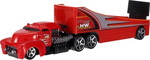 Mattel Hot Wheels BDW51 Super Truck, je 1 Fahrzeug, zufällige Auswahl
