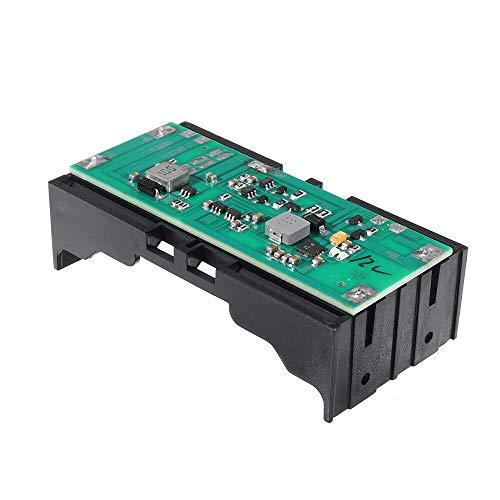 HEQIE-YONGP Paquete de batería de Litio Boost de Carga y Descarga integrada UPS Módulo de Potencia Tablero de protección de batería 12V