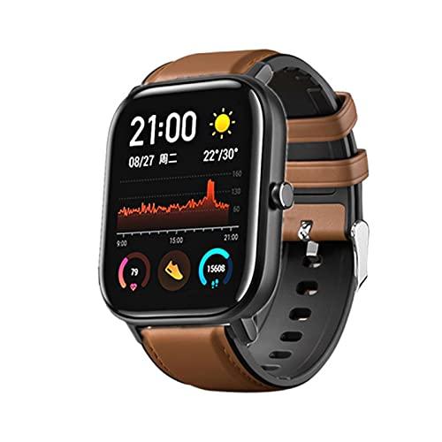 Cinturino cinturino in silicone genuino per Amazfit GTS Smart Watch Bracciale per Xiaomi Huami Amazfit BIP GTS 2 Bip S 20mm Wristband