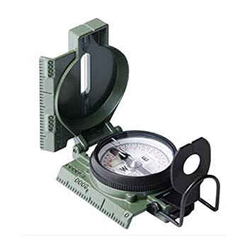 Cammenga Phosphorescent Lensatic Compass Clam Pack 27CS