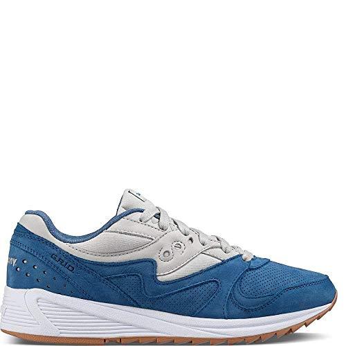 Saucony Laufschuhe 8000 Blue Grid S70303-2 43 Blau thumbnail