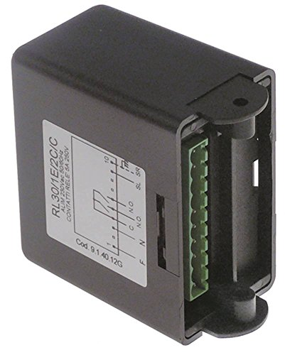 Vibiemme Niveauregler RL30/1E/2C/C für Kaffeemaschine x-Kometa-Pulsante, Replica-manuale-2gr Anschluss Stecker 50/60Hz 5A 230V