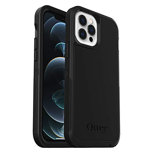 OtterBox Defender Series XT SCREENLESS Edition Case for iPhone 12 Pro Max - Black