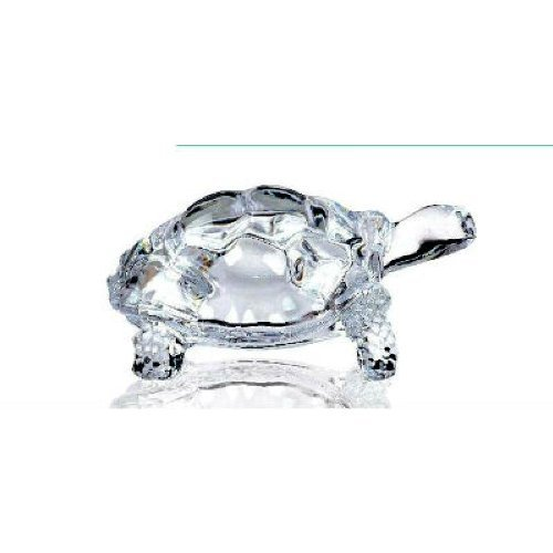 WhopperIndia Crystal Crystal Tortoise or Turtle Animal Figurine Lucky Gift for Your Loved One