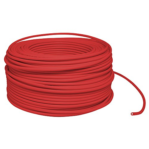 Surtek 136949 Cable Calibre 12 UL, color Rojo, 100 m