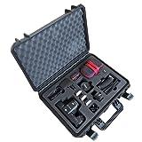 Maleta de Transporte Profesional para la cámara Blackmagic 6K Pocket Cinema y Sus Accesorios; Caja Impermeable para Exteriores IP67 (Blackmagic 6K)