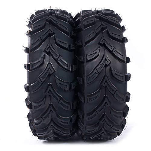 MILLION PARTS ATV/UTV Tires 26x9-14 26x9x14 26x9.00-14 Front Left Right 6PR (pack of 2)