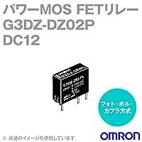 オムロン(OMRON) G3DZ-DZ02P DC12 形G3DZ パワーMOS FETリレー NN